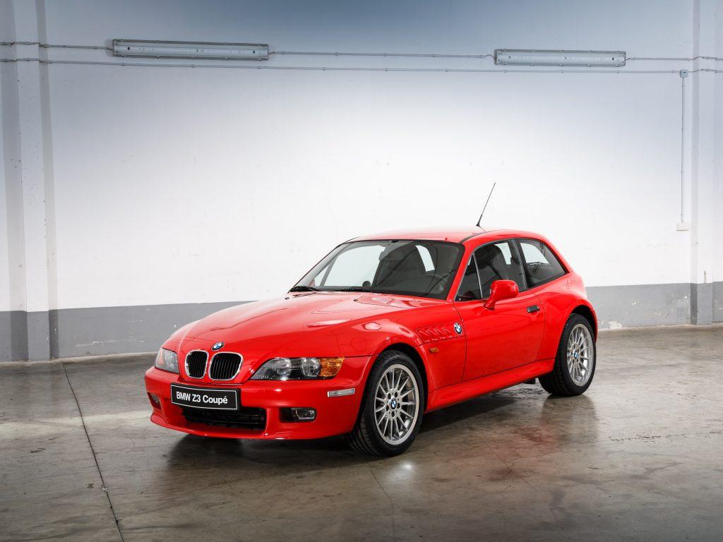 BMW Classic Mietwagenprogramm