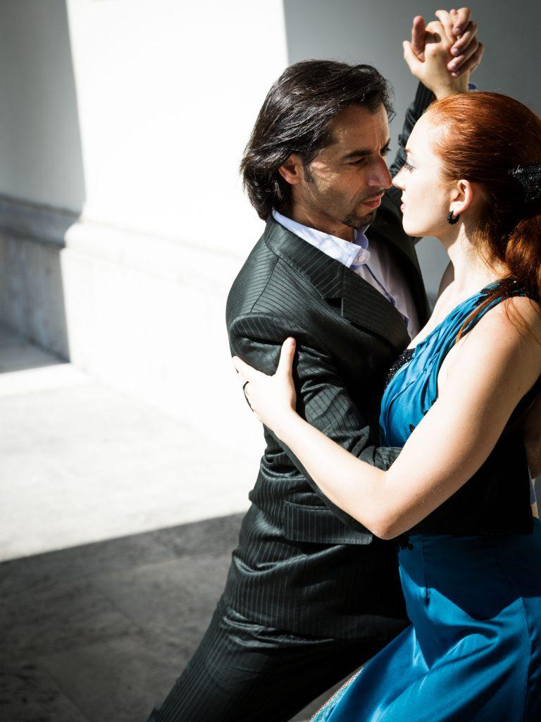 Tango Argentino, Rosalia Delfina, Adriano Mauriello