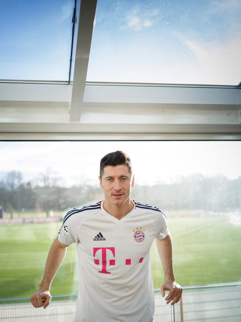 Robert Lewandowski, Bleacher Report