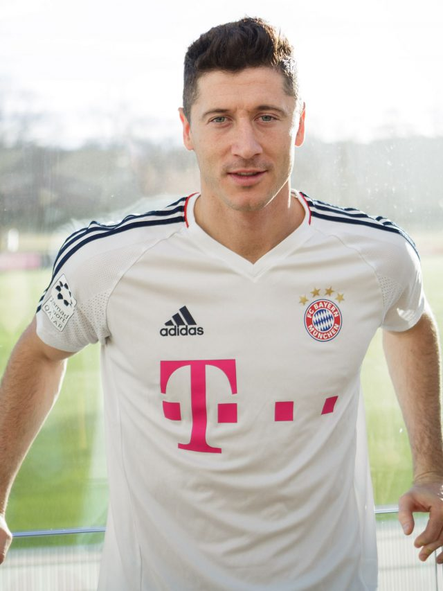 Robert Lewandowski for B/R
