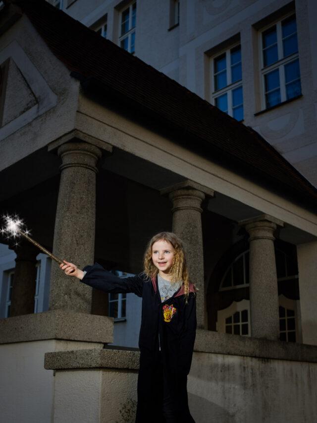 Marian Wilhelm - Zaubererschule